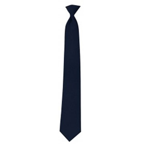 "Clip-On Necktie 18"" - Blue"