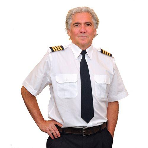 """Pilot Shirt 19"""" - Clearance"""