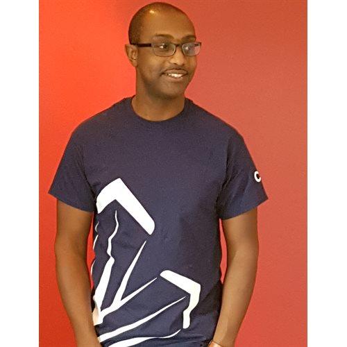 Copa T-Shirt Blue
