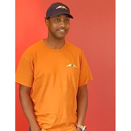 Copa T-Shirt Orange