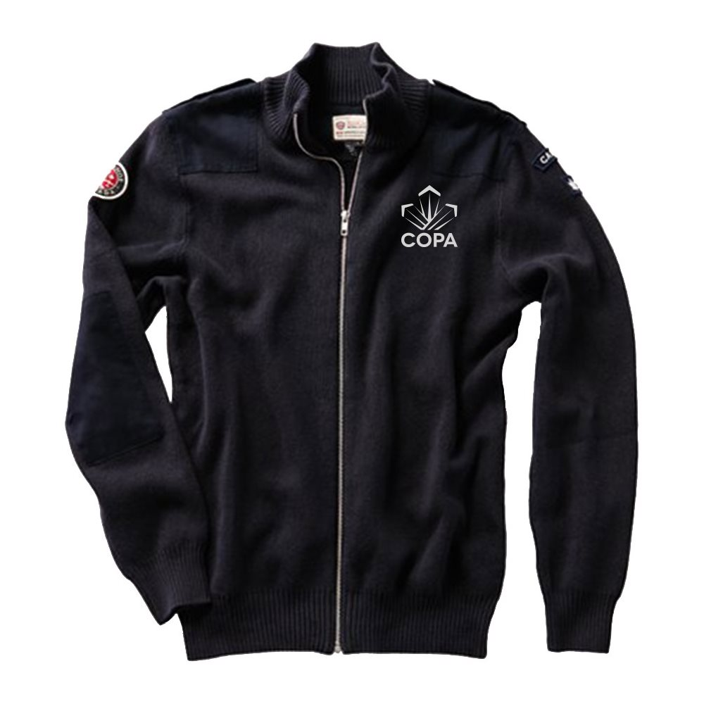 Copa Pilot  Sweater Blue - Clearance
