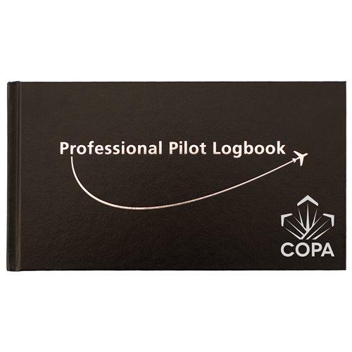 Copa Professional Pilot Logbook