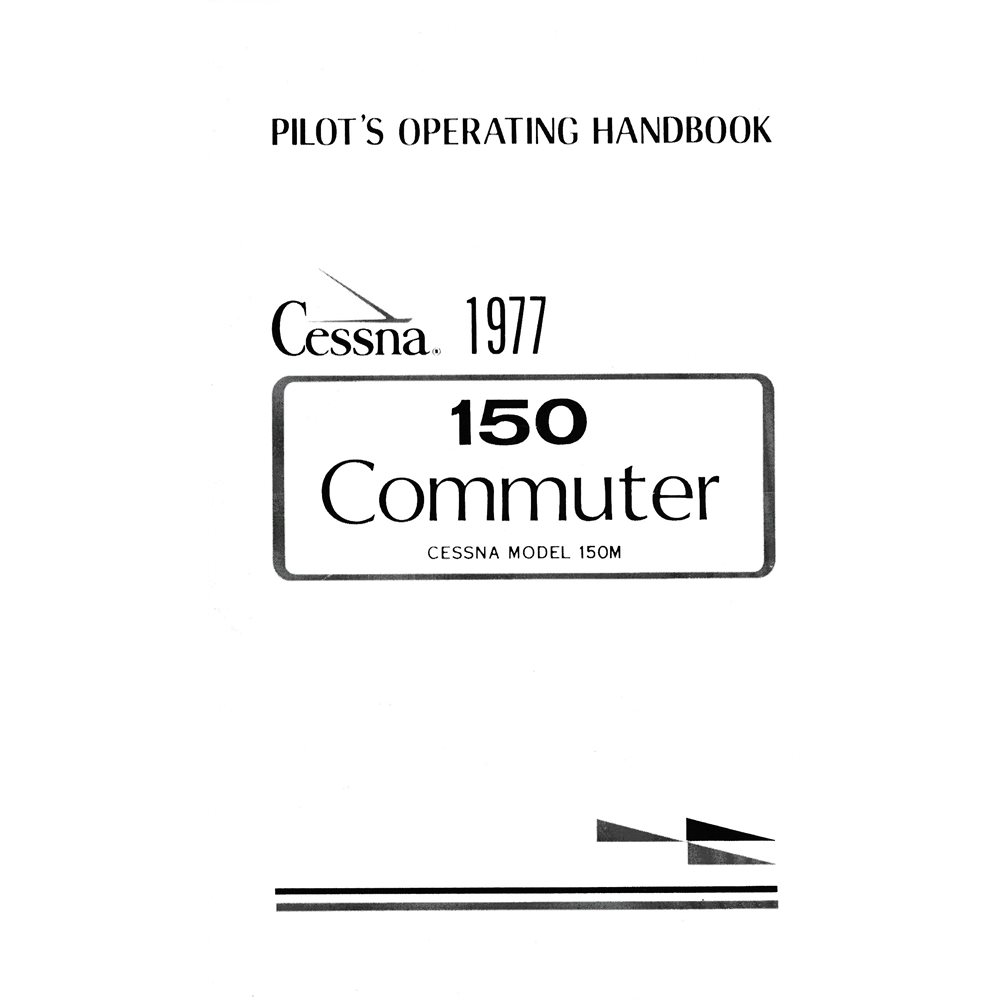 CESSNA 150M POH  (1977) D1080-13