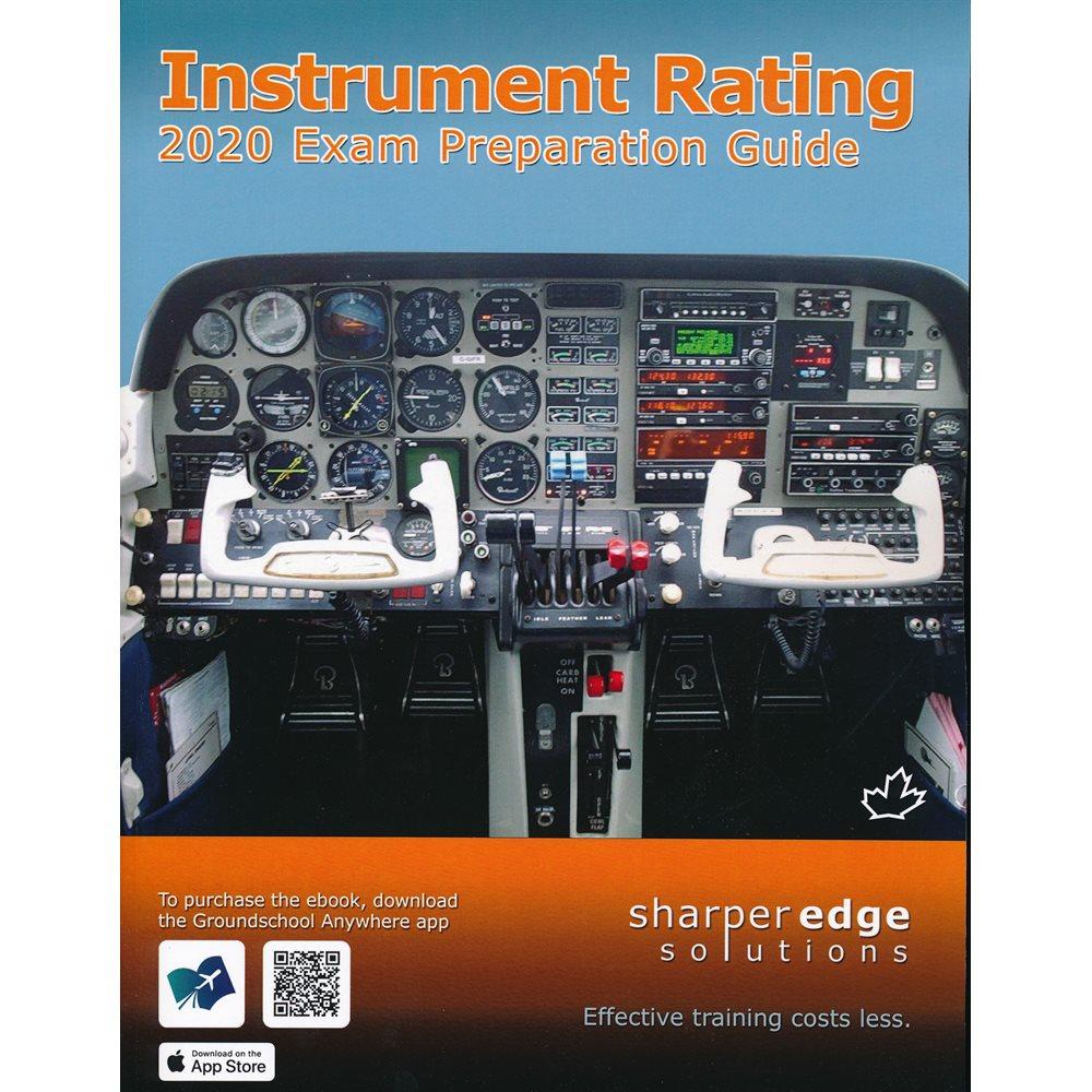 Instrument Rating Prep 2018 SharperEdge - Clearance