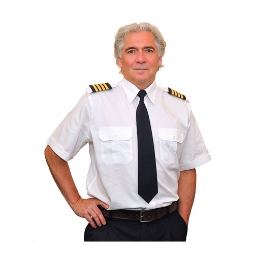 """Pilot Shirt 19.5"""" - Clearance"""