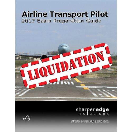 ATPL Prep 2019 SharperEdge - Liquidation