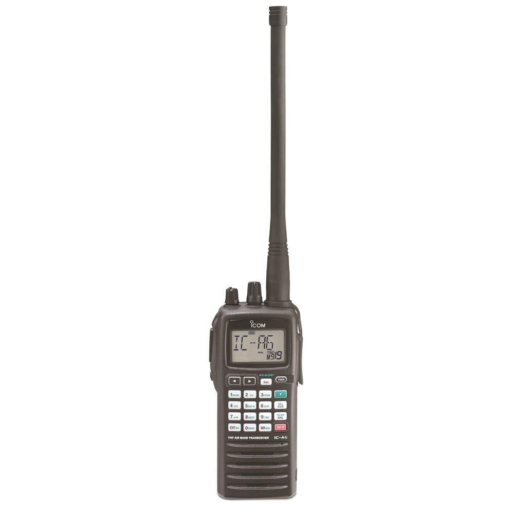 Icom A6 VHF transceiver - COM