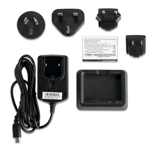 Garmin Battery Pack Combo with Battery Charger Aera - Clearance
