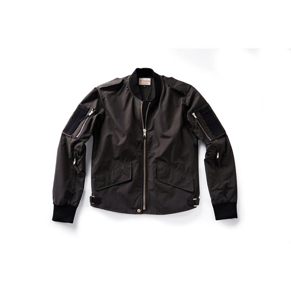 Charcoal Flight Jacket -  XL