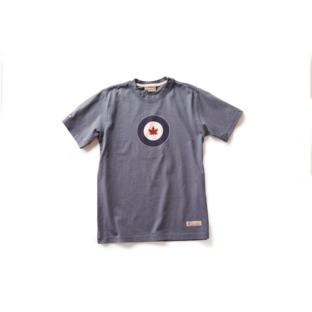 RCAF T-Shirt Washed Blue