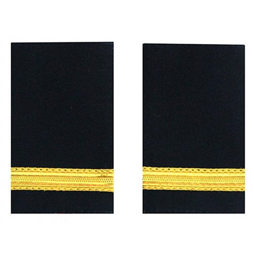 Black Epaulet - 1 Bar Gold