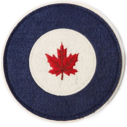 """Woven Patch RCAF - 5"""""""