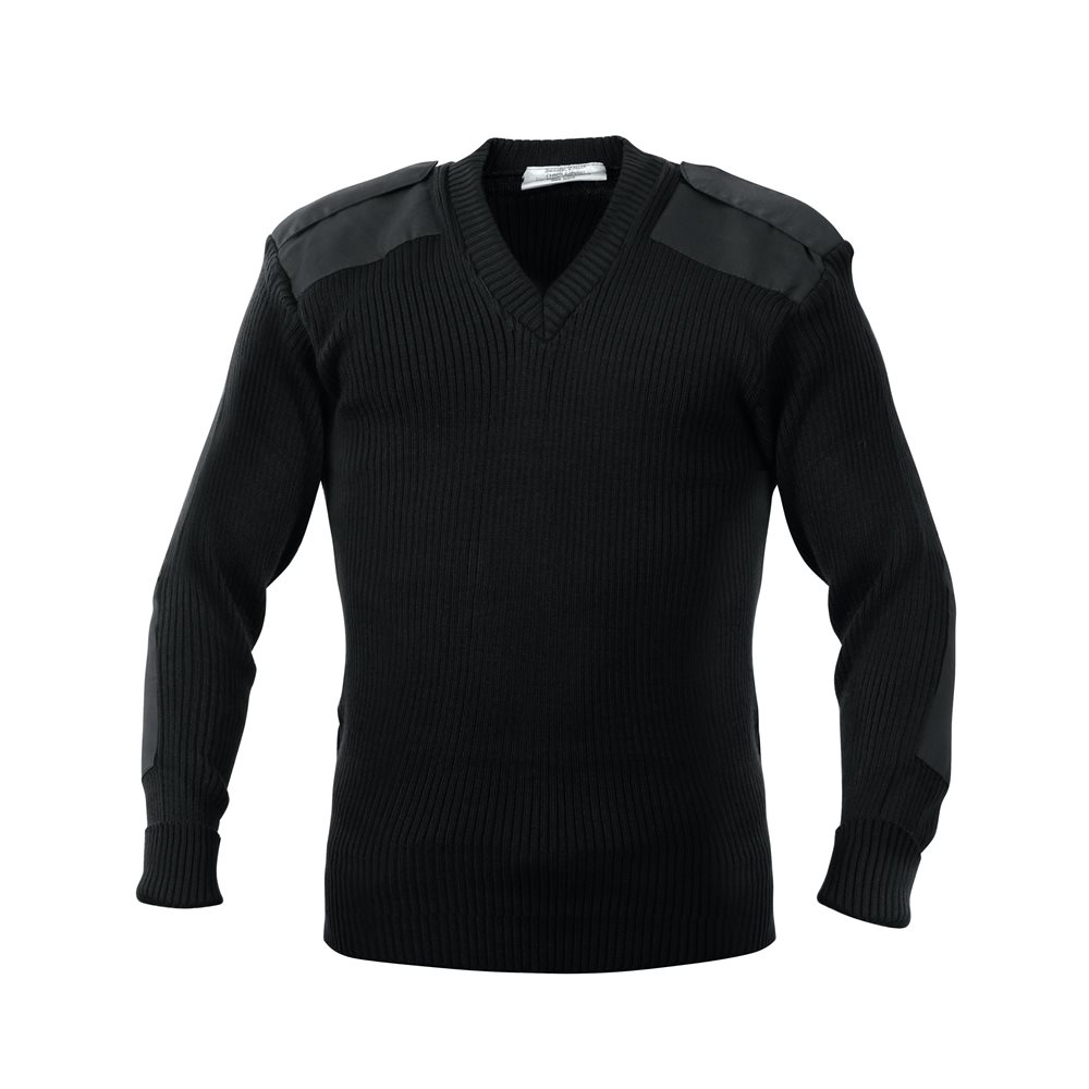 Pilot Sweater Black - Medium