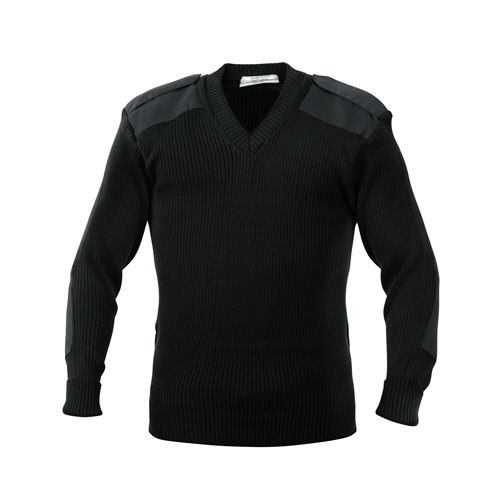 Pilot Sweater Black - Clearance