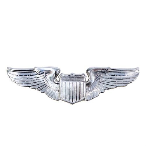 USAF Pilot Wing Pin - Clearance