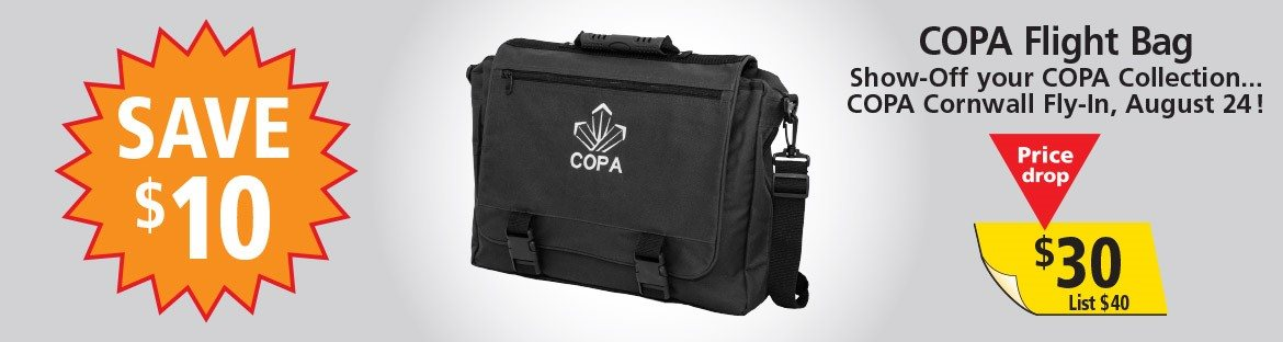 COPA Flight Bag